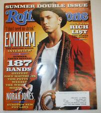 Rolling Stone Magazine Eminem & 187 Bands July 2002 031015R2