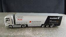 Schuco  MAN TG 460 Audi Sport Playboy LKW 1:87 Sch121