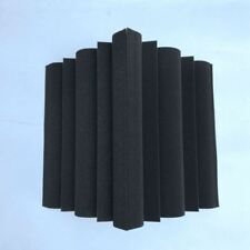 4 pcs Corner Bass Trap Acoustic Panel Studio Sound Absorption Foam 12*12*24 A4X2