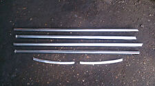 FORD MONDEO MK4 TITANIUM X CHROME DOOR TRIMS-HATCHBACK