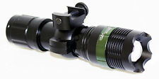 Airsoft Rifle Flashlight, 300 Lumens Tactical Flashlight, Airsoft Gun Flashlight