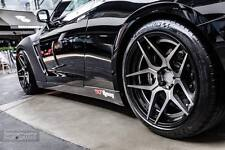 Holden HSV Commodore R8 BC Forged 19 Inch Modular 2 Piece Custom Wheel Package