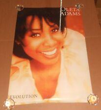 Oleta Adams Evolution 1993 Original Poster 36x24