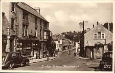 Nailsworth. Bridge Street # NLS.4 by Frith.