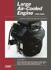 Large Air-Cooled Engines Service Manual Vol 2 over 6 hp