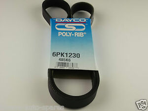 FAN BELT FITS TOYOTA COROLLA ZRE182R MODELS WITH 1.8L 2ZR-FE ENGINES 10/2012 ON
