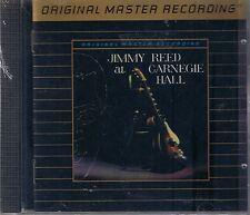 Reed, Jimmy at Carnegie Hall/Best MFSL Gold CD Neu S UI