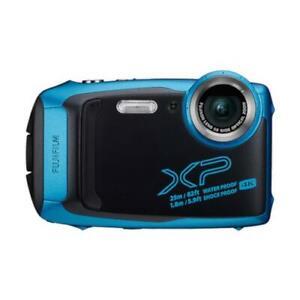 Fujifilm Finepix XP140 Optical Zoom Digital Camera - Sky Blue