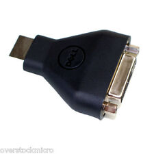 Genuine Dell HDMI to DVI-I (SINGLE LINK) Adapter KGR30 0KGR30 **NEW**