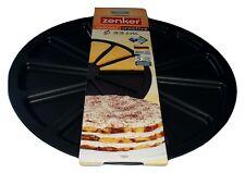 Zenker 7403 12er-Dreieck/Biskuit Backblech spezial kreative
