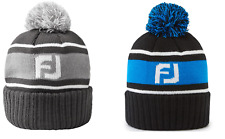 FJ FootJoy Pom Pom Beanie Winter Hat
