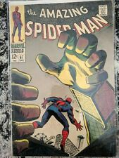 The Amazing Spider-man #67 **1st app. RANDY ROBERTSON** (Marvel 1968) Silver Age