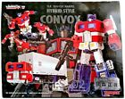 Japanese Masterpiece Hybrid Style Convoy Optimus Prime Action Figure THS-02 For Sale