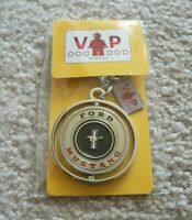 LEGO Key Chain - Rare - 5005822 VIP Exclusive Ford Mustang Keychain - New