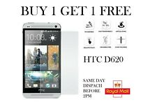 Super Hardened, Tempered Glass Screen Protector For HTC D620