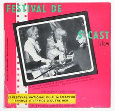 JONATO LATIN Festival du cinema de St-Cast 1958 BIEM OST 45 BJ 58 soundtrack SP