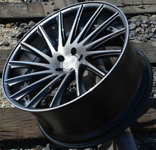 "22"" RF16 CONCAVE WHEELS FOR TESLA MODEL S 22X9.0 / 22X10.5 RIMS SET OF  (4)"