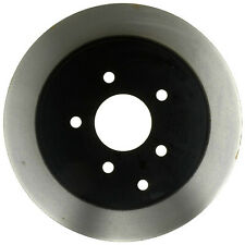 Disc Brake Rotor Rear ACDelco Pro Brakes 18A1665 Reman