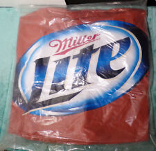 MILLER LITE ~ INFLATABLE FOOTBALL ~ NFL ~ NEW