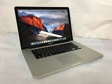 Apple Macbook Pro 8,2 Mid 2012 2.6GHz INTEL I7 8GB 128GB SSD A1286