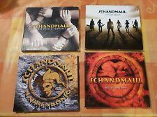 Schandmaul 4 CD Sammlung