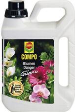 COMPO Blumendünger flüssig mit Guano 3 Liter