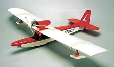 HERR 1/2A AQUA STAR SEAPLANE NITRO POWERED BALSA WOOD RC AIRPLANE KIT #502 !!