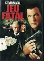 DVD JEU FATAL STEVEN SEAGAL