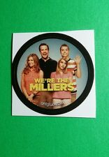 """WE'RE THE MILLERS FAKE FAMILY PHOTO MOVIE SMALL 1.5"""" GET GLUE GETGLUE STICKER"""