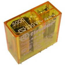Finder 40.52.8.230.5000 Relais 230V AC 2xUM 8A 28K 250V AC Au Relay Print 069243