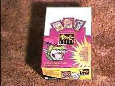 TROLL FORCE TRADING CARDS FULL BOX STAR PICS