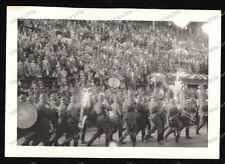 Foto-Musikzug-Musik-Korps-Gau-Kapelle-Soldaten-Wehrmacht-2.WK