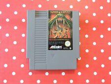 Swords and Serpents Nintendo NES nur Modul