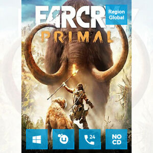 Far Cry Primal for PC Game Uplay Key Region Free