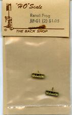 Original PFM/The Back Shop RF-01 Rerail Frog (2) - NOS