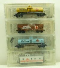 Kadee Micro-Trains Special Run NSC 82-18 Aksarben 1982 World's Fair Four Car Set