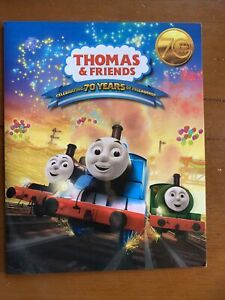 THOMAS & FRIENDS Celebrating 70 Years Stamp Pack 2015 The Tank Engine