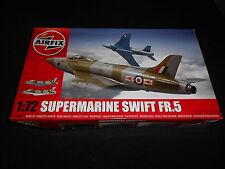 AIRFIX A04003 1/72 SUPERMARINE SWIFT FR.5 PLASTIC MODEL KIT