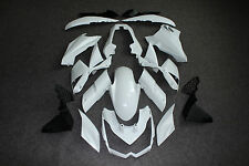Fairing Kit for Kawasaki Z1000 2010-2013 Unpainted White ABS Injection Body Work