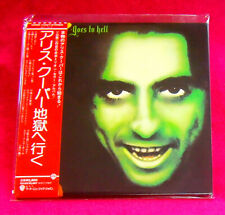Alice Cooper Goes To Hell SHM MINI LP CD JAPAN WPCR-14307
