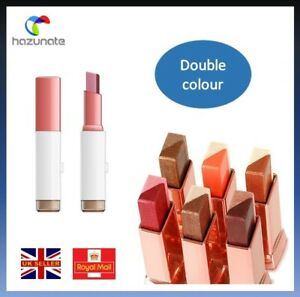 ‼️💥NEW💥‼️ Double Colour Glitter Eyeshadow Stick Two Tone Gradient 💚 HAZUNATE