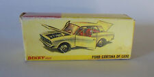 Repro Box Dinky Nr.159 Ford Cortina de Luxe