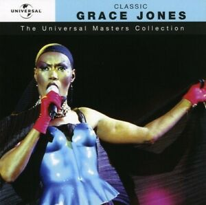 Grace Jones : The Universal Masters Collection CD Import (2005) Amazing Value