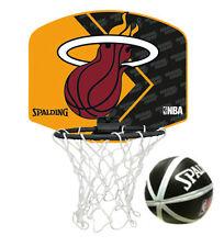 Spalding Micro Mini Basket - MIAMI HEAT