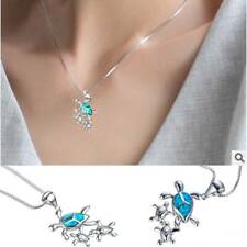 for Women Animal Jewelry Necklace Gift Lovely Mom Baby Turtle Pendant Necklaces