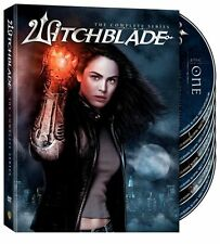 """WITCHBLADE COMPLETE SERIES COLLECTION 7 DISC DVD BOX SET R4 """"NEW&SEALED"""""""
