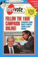 Netvote: Follow the 1996 Campaign Online! (A Netbooks pocket guide)