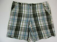 *FADED GLORY* SIZE 18 WOMEN'S COLORED 98% COTTON CASUAL SHORTS