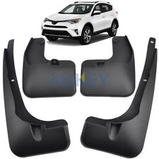 Fit For Toyota RAV4 2016 2017 Mud Flap Flaps MudFlaps Splash Guards Mudguards