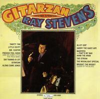 RAY STEVENS Gitarzan CD OOP 1996 Remaster Of 1969 Parody Comedy Album VSD-5685